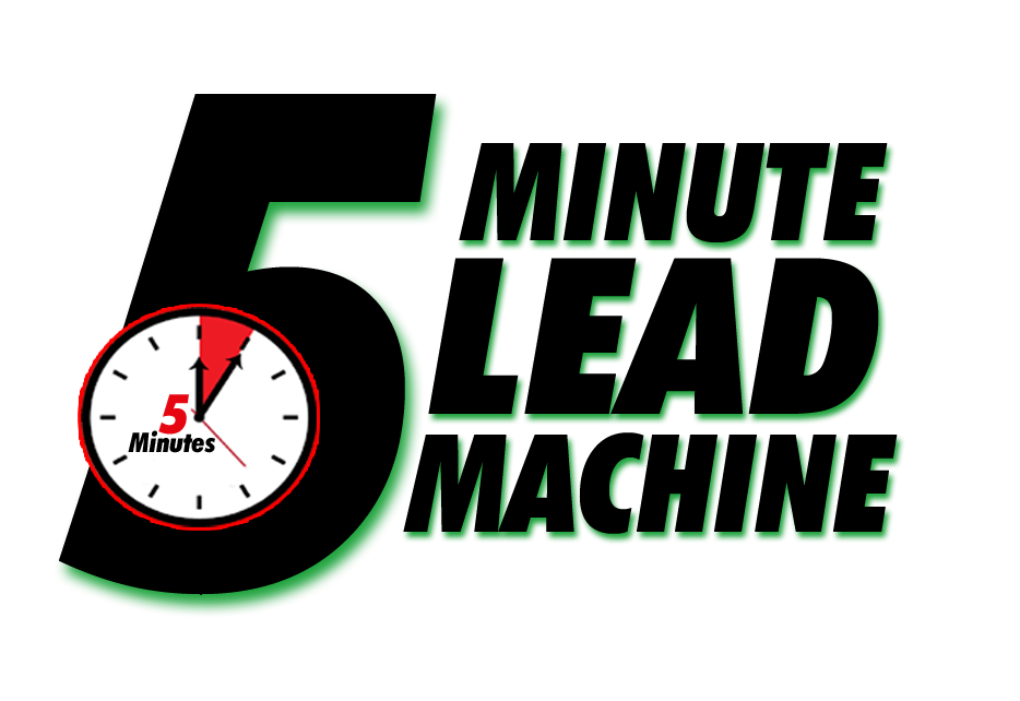 5 Minute Lead Machine + OTOs