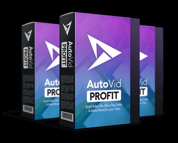 AutoVid Profit + OTOs