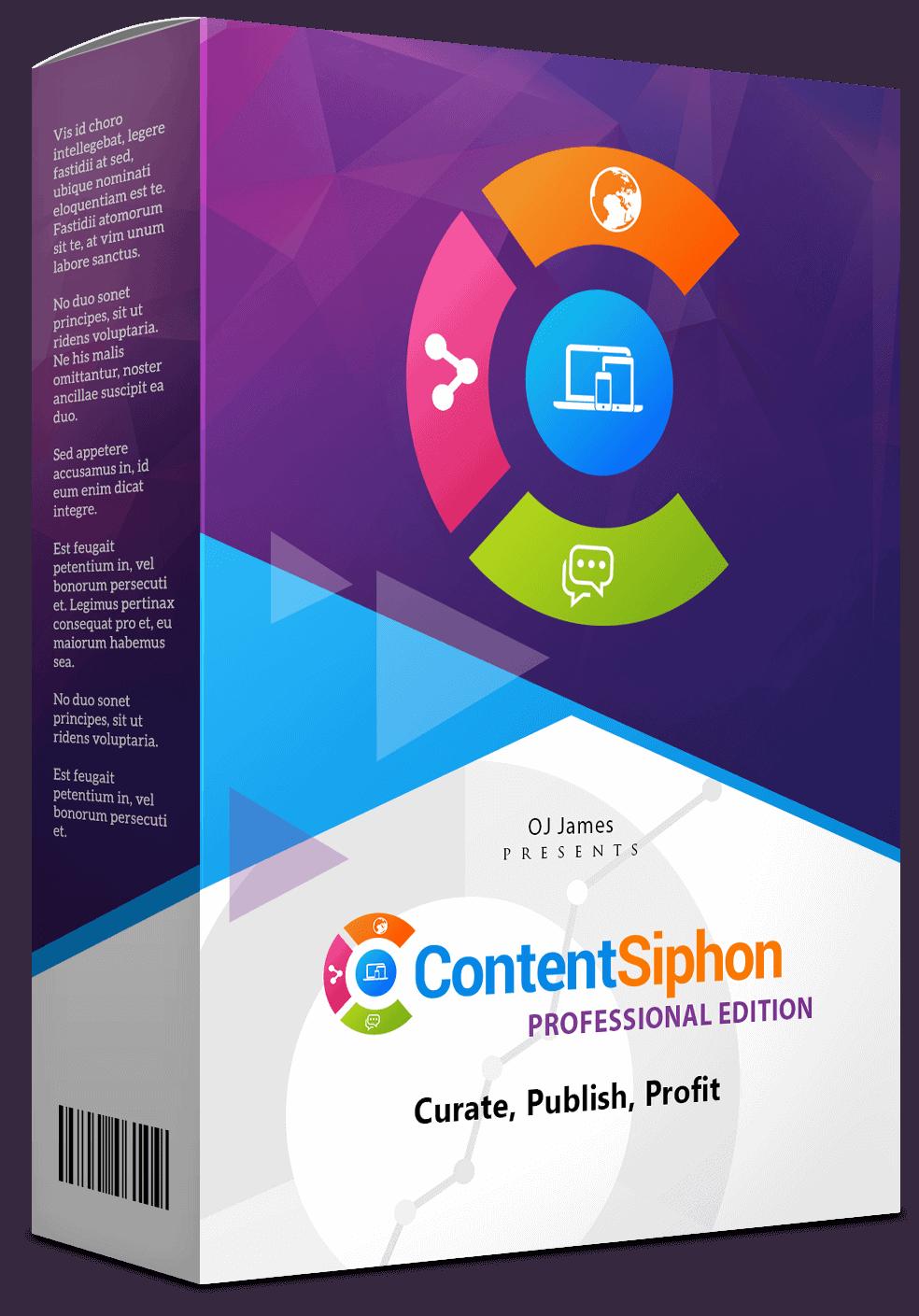 Content Siphon + OTOs