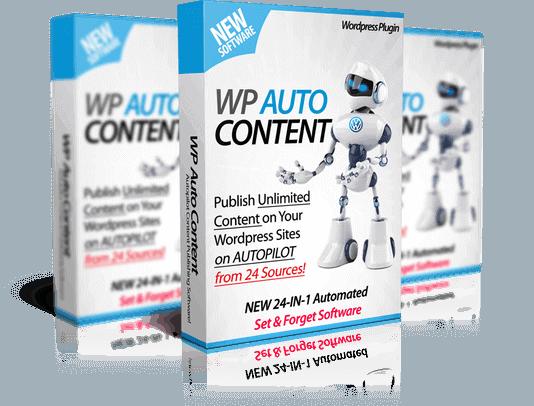 WP AutoContent + OTOs