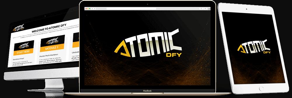 Atomic DFY + OTOs