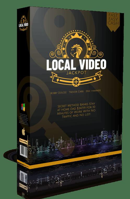 Local Video Jackpot + OTOs