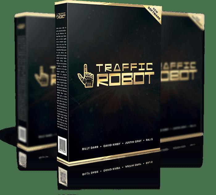 Traffic Robot + OTOs