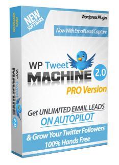WP Tweet Machine 2.0 Pro
