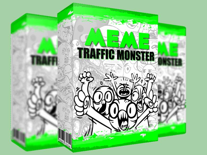 Meme Traffic Monster + OTOs