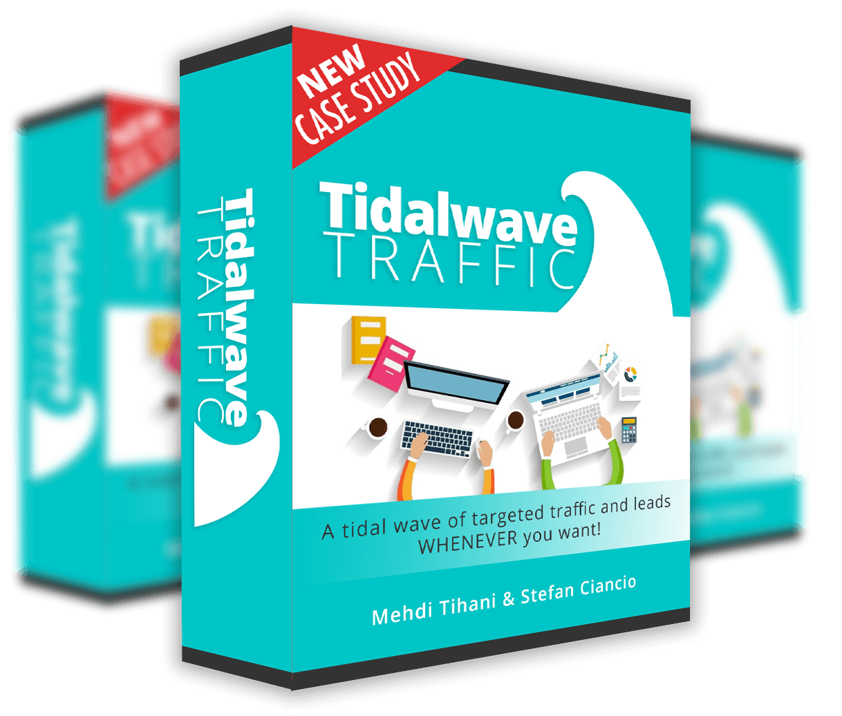Tidalwave Traffic + OTOs