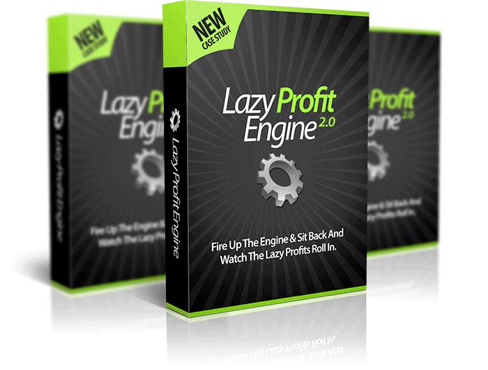 Lazy Profit Engine 2.0 + OTOs