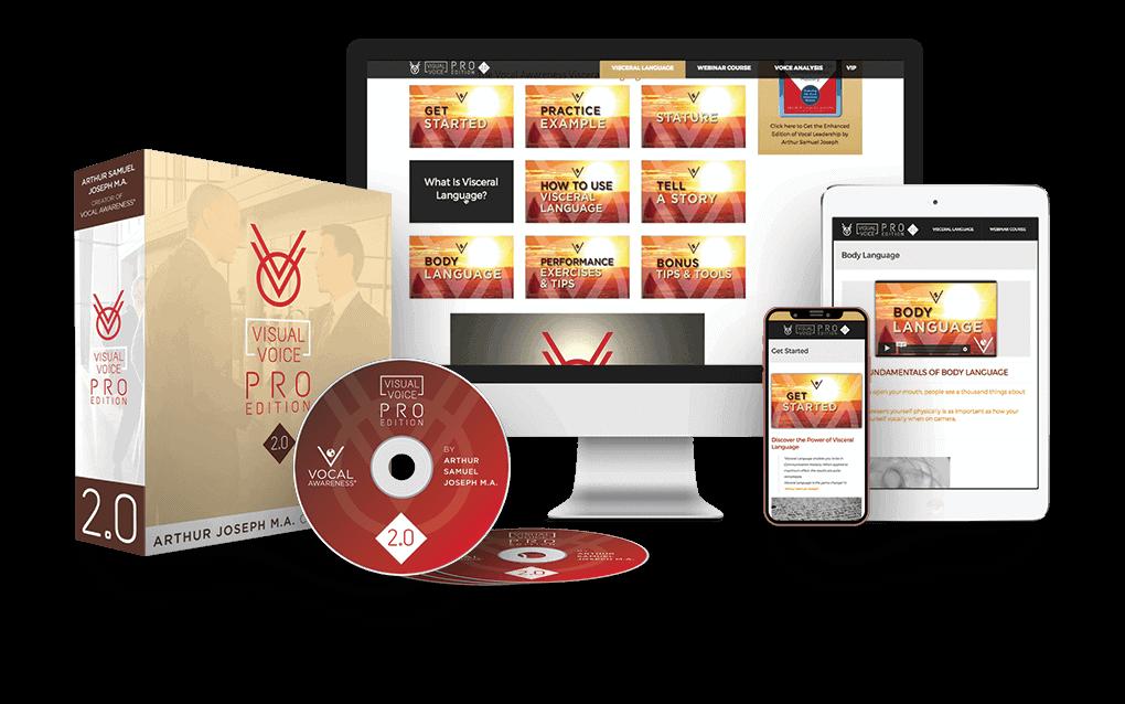 Visual Voice Pro Edition 2