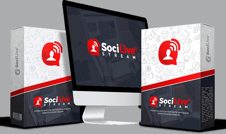 SociLiveStream + OTOs