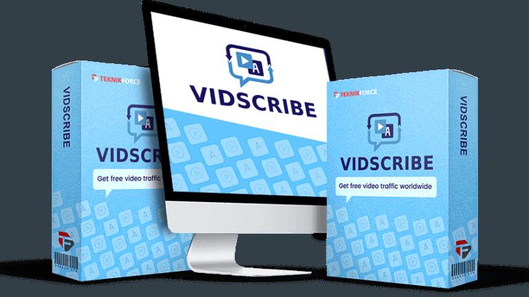 VidScribe AI + PRO