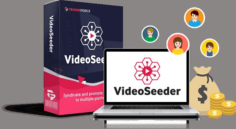 VideoSeeder + PRO