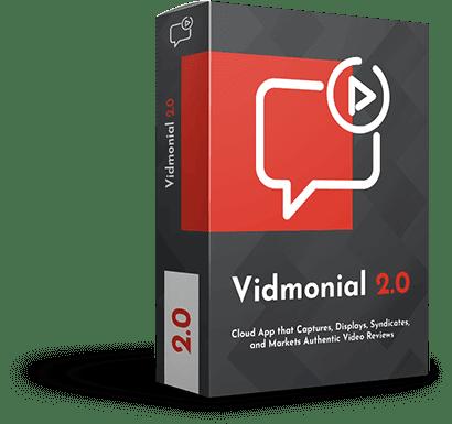 Vidmonial 2.0 + OTO