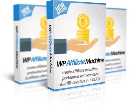 WP Affiliate Machine + OTOs