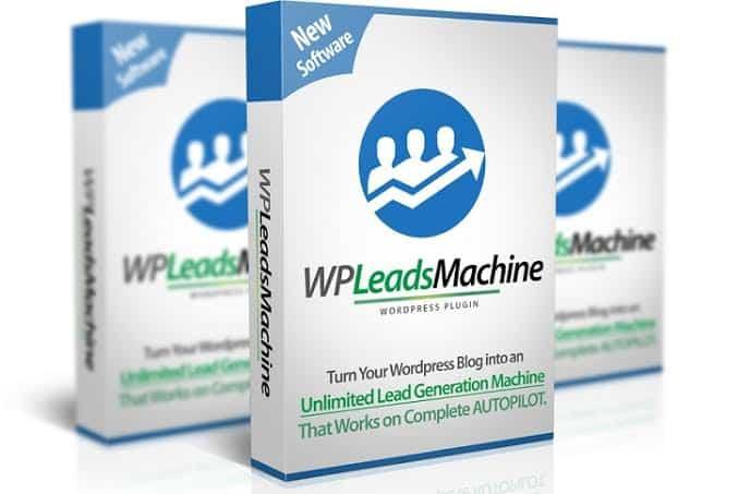 WP Leads Machine + OTOs