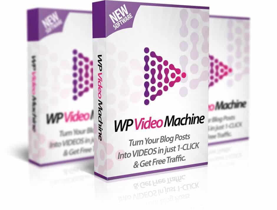 WP Video Machine + OTOs