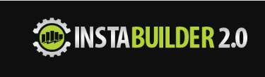 InstaBuilder 2.0 – Unlimited Site License Only $28.95/Year