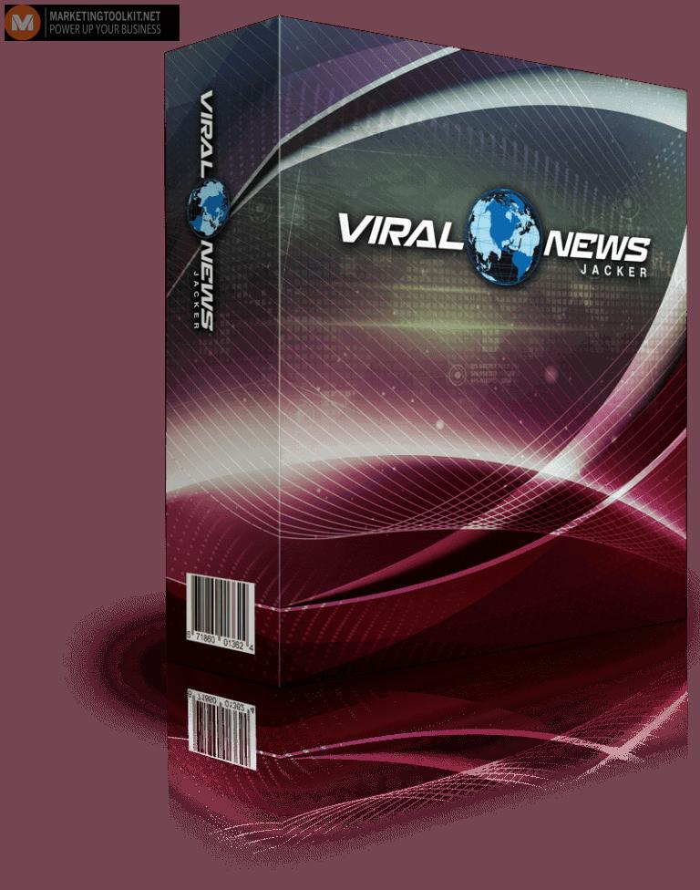 Viral News Jacker + OTOs