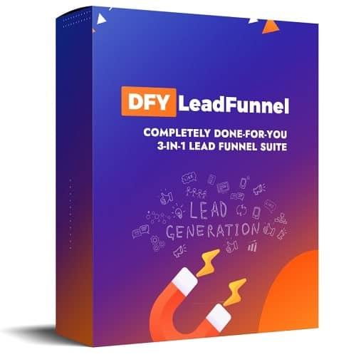 DFY LeadFunnel + OTOs
