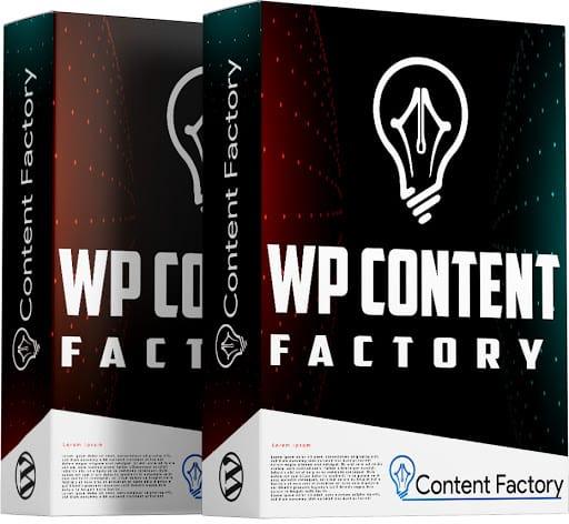 WP Content Factory + OTOs