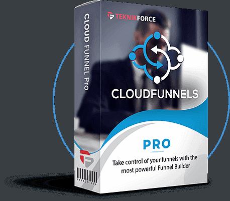 CloudFunnels PRO + OTO