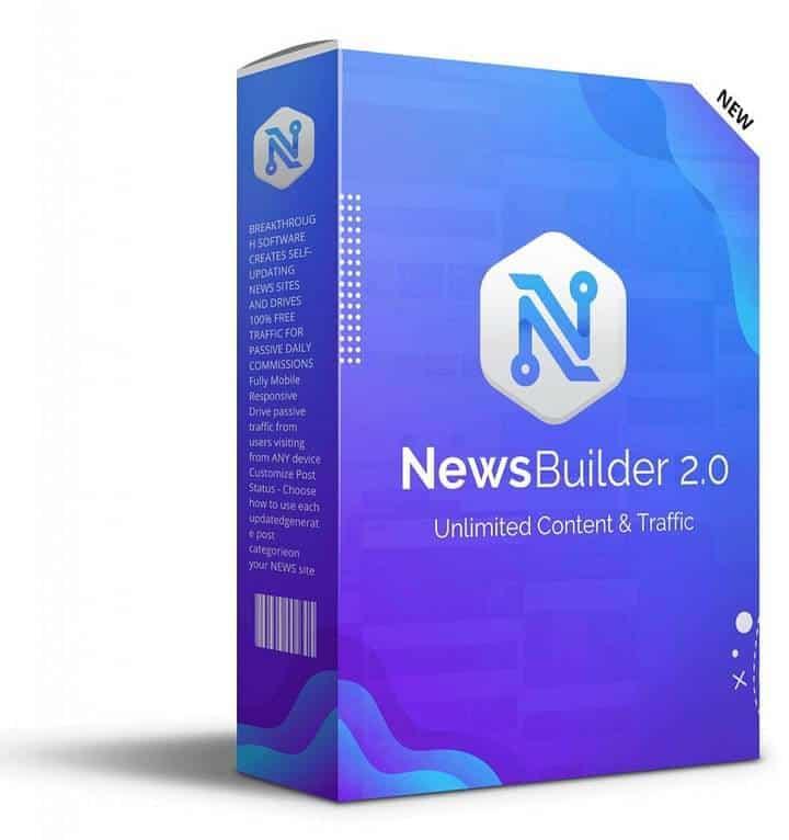 News Builder 2.0 + OTOs