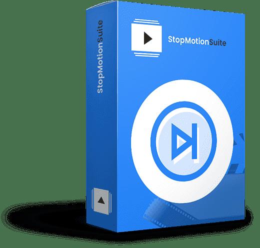 StopMotionSuite + (OTO 1) + (OTO 2)