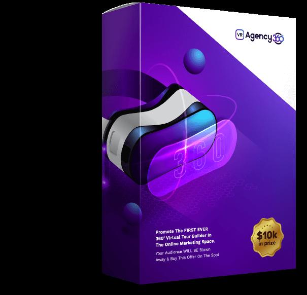 VR Agency 360 + OTOs