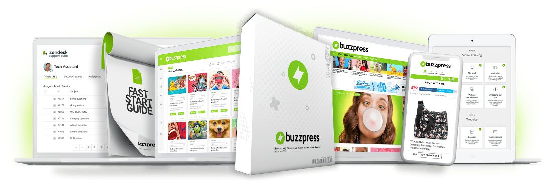 BuzzPress + OTO(s)