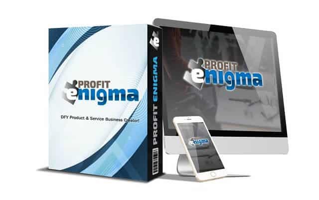 Profit Enigma + OTOs