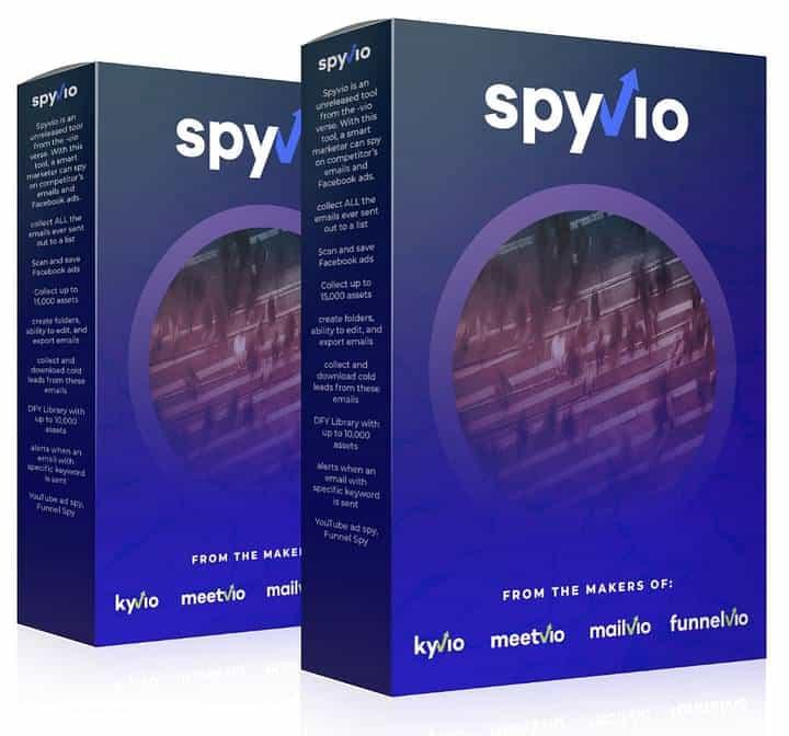 Spyvio + OTO
