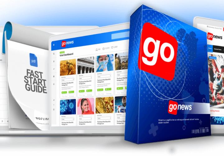 GoNews + OTOs