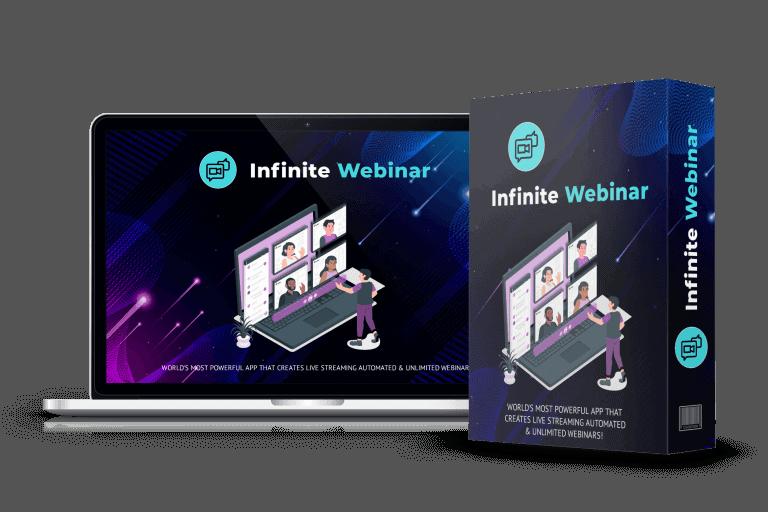 Infinite Webinar + OTO's