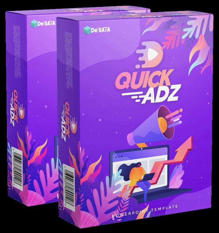 Quick Adz + OTO's